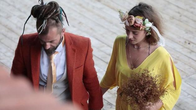 Oyuncu Elif Atakan, Mustafa Cem Kandemir ile evlendi
