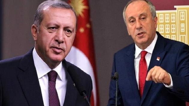 En son seçim anketleri: 24 anketin sonuçlarına göre partilerin oy oranları: Erdoğan mı, İnce mi?