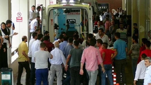 Suruç'ta Seçim çalışması yapan AK Partililere silahlı saldırı: 3 ölü