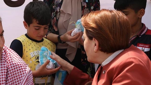 Meral Akşener'den, Suruç'taki saldırıya ilişkin açıklama