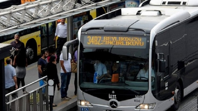 Metrobüste genç kızlara tacize 7 yıl 6 ay hapis