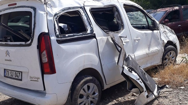 Cenazeyi almaya morga giderken kazada öldüler