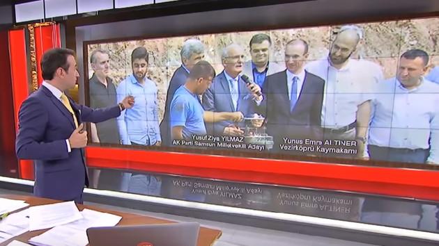 FOX Haber sunucusu Burak Birsen'den o kaymakama tepki: Siyasete girmek istiyorsa istifa etsin