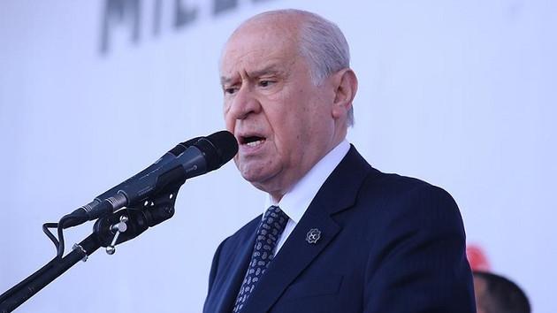 Devlet Bahçeli: Erdoğan ilk turda seçilecektir