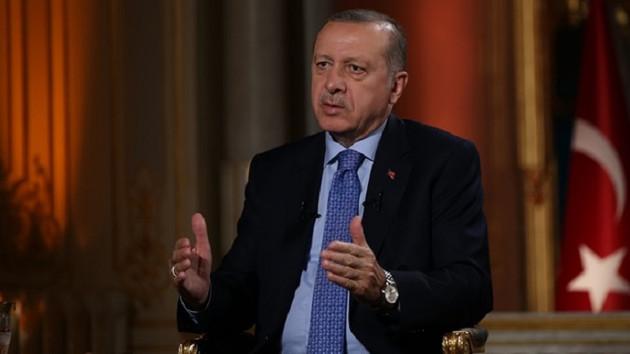 Erdoğan: Türkiye'ye yanlış yapması Amerika'nın kaybınadır