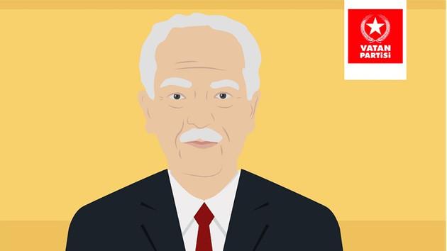Türkiye'nin kendine has siyasetçisi: Doğu Perinçek