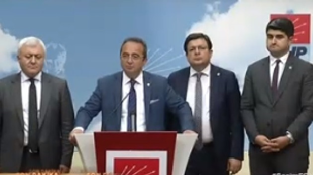 CHP sözcüsü Bülent Tezcan'dan yeni açıklama
