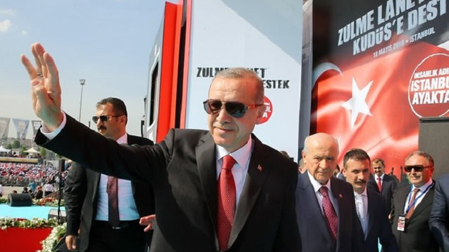 Erdoğan Doğu Kudüs'teki nüfuzunu artırıyor…