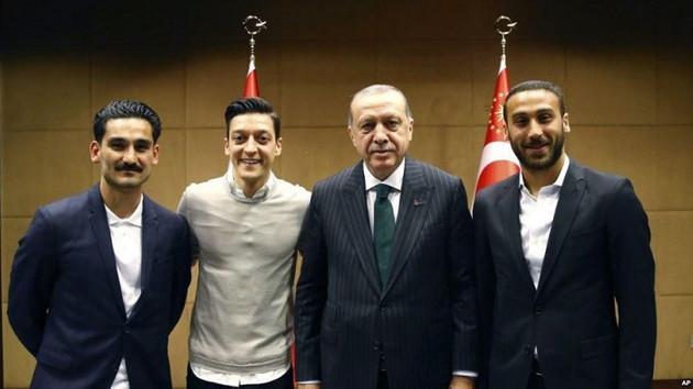 Almanya'nın Dünya Kupası'ndan elenmesinin sebebi Erdoğan mı?
