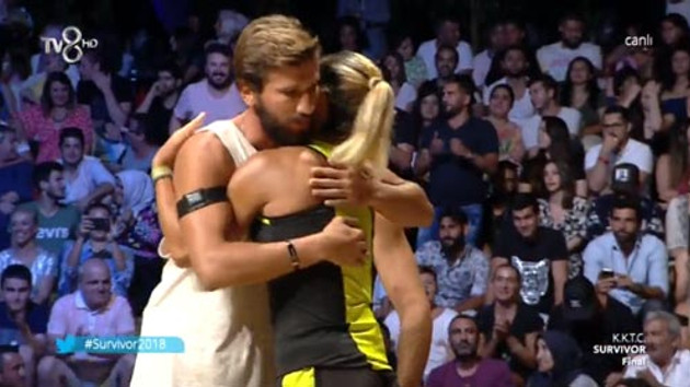 Survivor 2018 finalinde şampiyon Adem Kılıççı oldu