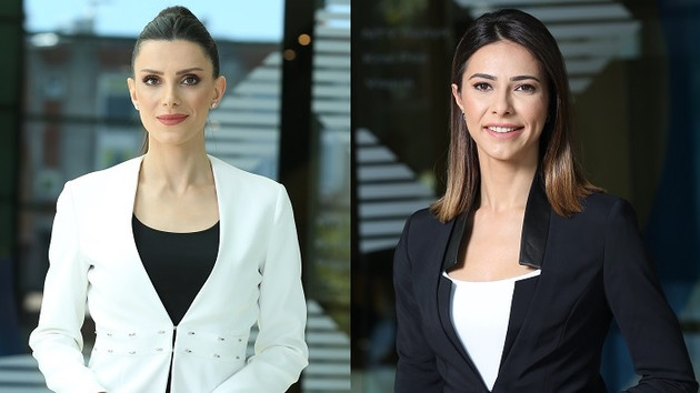 NTV'nin yeni ekran yüzleri Zehra Küçük ve Buse Yıldırım oldu