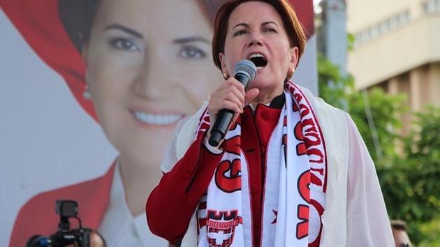 Gaziantepspor'un Başkanı Hasan Şahin Meral Akşener'i tehdit etti
