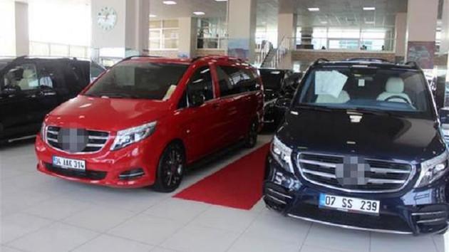 Günde 20-25 UBER aracı satılığa çıkarılıyor…
