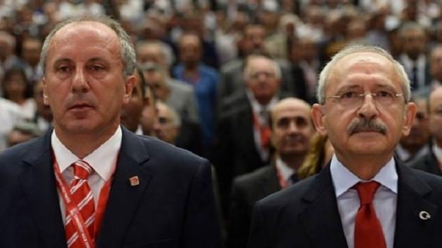 Muharrem İnce: Kemal Kılıçdaroğlu'nun son açıklamalarını beğenmedim