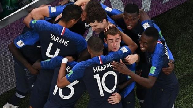 Belçika elendi! Fransa Dünya Kupası finalinde