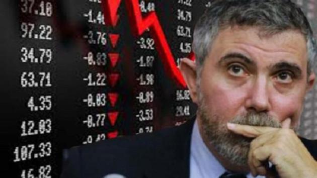 Nobelli iktisatçı Paul Krugman'dan korkunç uyarı: Türkiye böylesine savunmasız