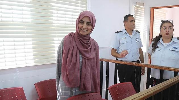 İsrail mahkemesinden flaş karar! Ebru Özkan'a şartlı tahliye