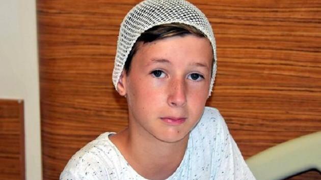 Tren kazasında 11 yaşındaki Emir yolcuları kurtardı