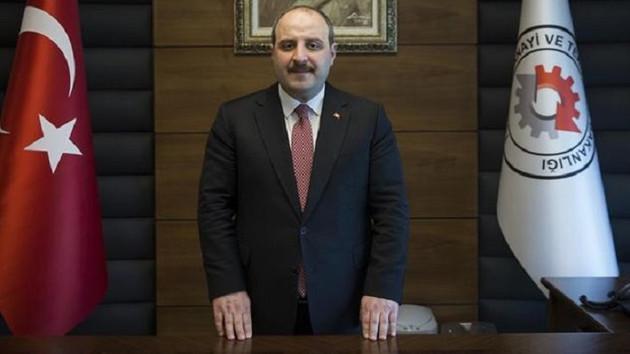 Erdoğan yeni bakan Varank'ı övdü: Atom karınca