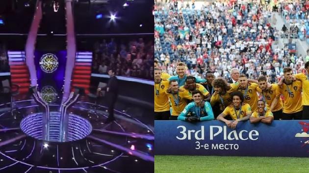 14 Temmuz Cumartesi reyting sonuçları: Kim Milyoner Olmak İster mi, Dünya Kupası mı?