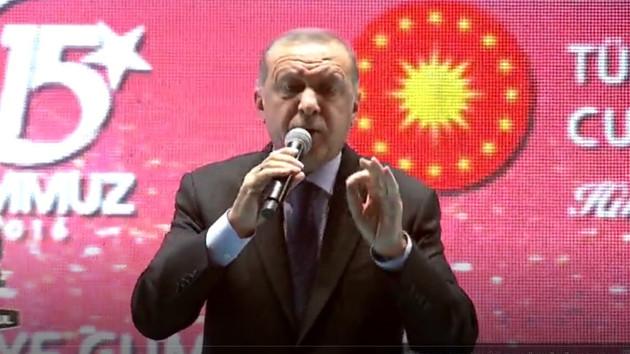 Son dakika: Erdoğan: Pensilvanya'daki ahtapotun kollarını kestik