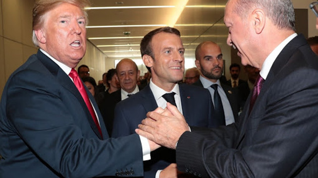 Yumruk selamının perde arkası: Trump: Erdoğan dışında kimse işini doğru yapmıyor