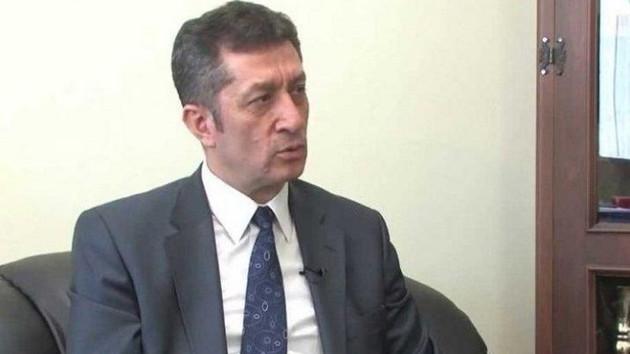Milli Eğitim Bakanı Ziya Selçuk'tan lise tepkisi…