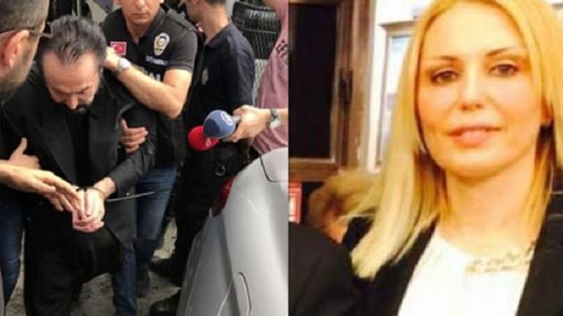 Adnan Oktar operasyonunda Fırat Develioğlu'nun eski eşi Zeynep Yalçın gözaltında