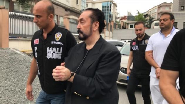 Son dakika: Adnan Oktar'a tutuklama talebi