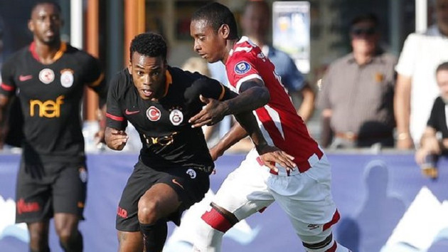 Galatasaray hazırlık maçında mağlup