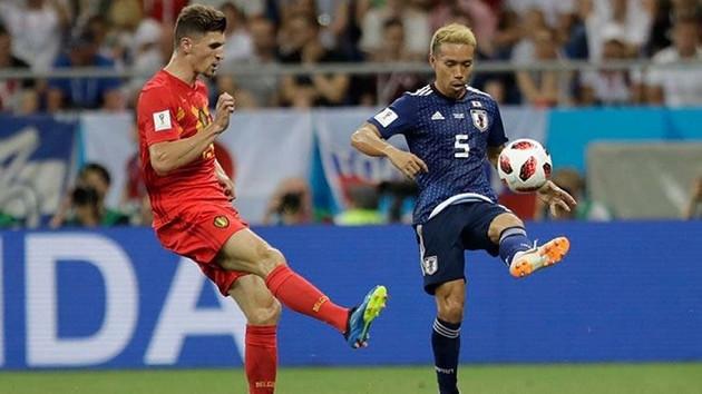 Japonya son saniyede yıkıldı: Japonya 2 - Belçika 3