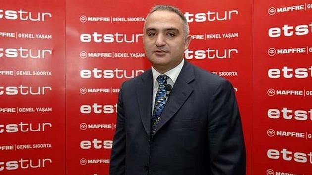 Erdoğan Turizm Bakanlığı'nı şartlı vermiş…