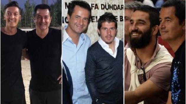 Acun Ilıcalı ile takılan futbolcuların kariyeri tepetaklak mı oluyor? Fatih Altaylı'ya telefon etti