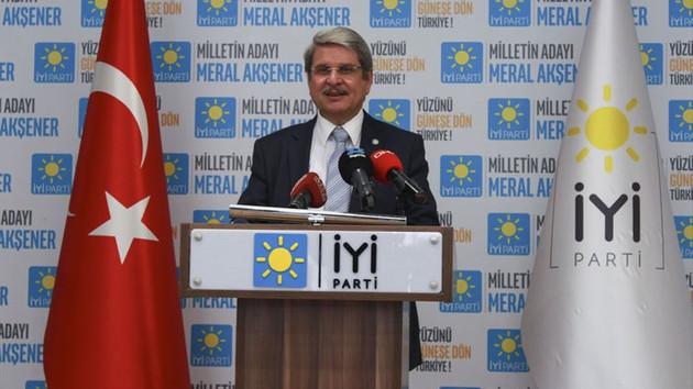 İYİ Parti Sözcüsü Aytun Çıray: Millet İttifakı sona erdi
