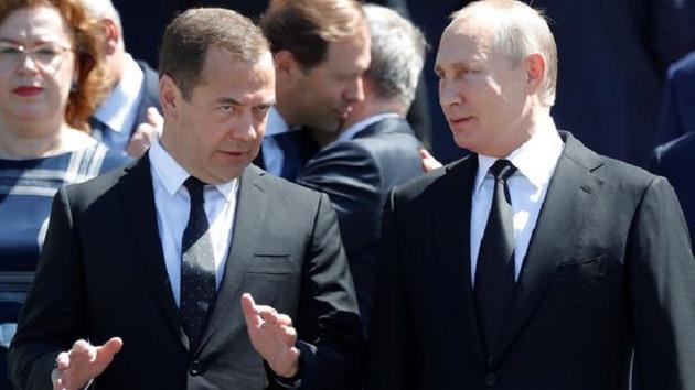 Putinin yemin töreninden görüntüler