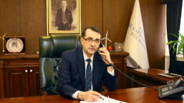 Enerji Bakanı Fatih Dönmez kimdir? Nereli kaç yaşında?