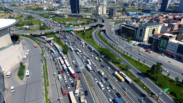 14 Ağustos'ta İstanbul'da bu yollar trafiğe kapatılacak