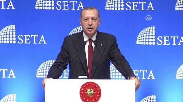 Cumhurbaşkanı Erdoğan konuşuyor (CANLI)
