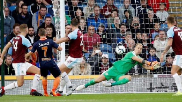 Başakşehir Avrupa Ligi'ne veda etti! Burnley Başakşehir: 1-0