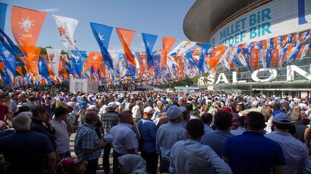 AK Parti'den erken seçim açıklaması: Eylül, Ekim, Kasım gibi...