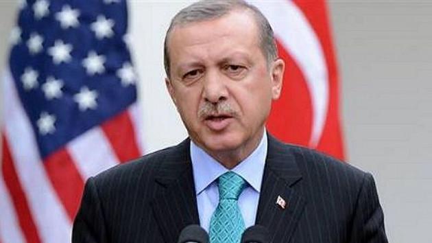 Arap gazetesinden çarpıcı Erdoğan karikatürü