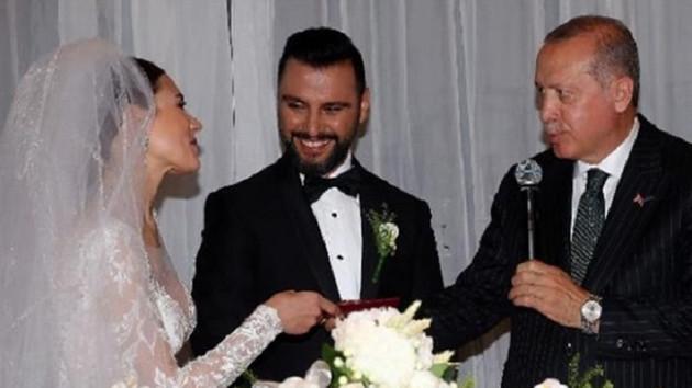 Erdoğan'ın evlendirdiği Alişan çocuğunun ismini ne koydu?