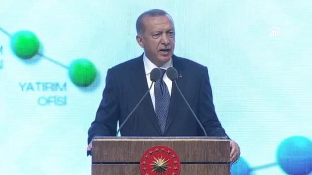 Cumhurbaşkanı Erdoğan 100 günlük icraat programını açıkladı