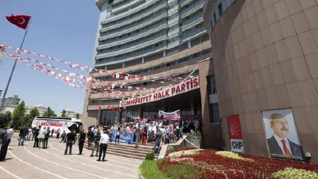 CHP'de 5 delege kavgası!