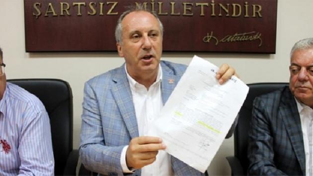 Muharrem İnce'den flaş CHP kurultayı açıklaması