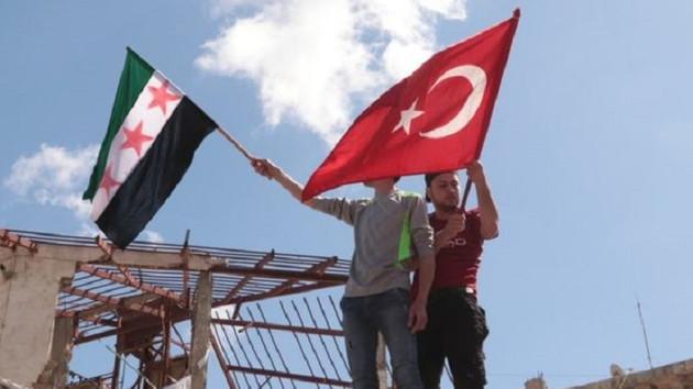 İdlib'de halk Türk askerini güvence olarak görüyor…