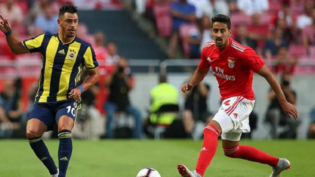 Fenerbahçe Benfica deplasmanından 1-0 yenik ayrıldı