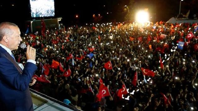 Washington Post: Erdoğan gerçekliğe karşı olan savaşını kaybetti