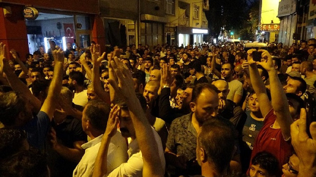 Bursa'da Suriyelilerle Türkler arasında tehlikeli gerginlik