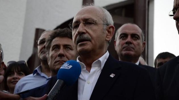 Kemal Kılıçdaroğlu'ndan Erdoğan'a İş Bankası yanıtı